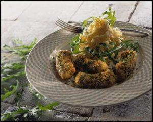 ovnstegt-aal-med-persille-og-pasta